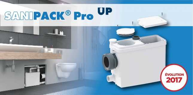 SANIPACK PRO UP