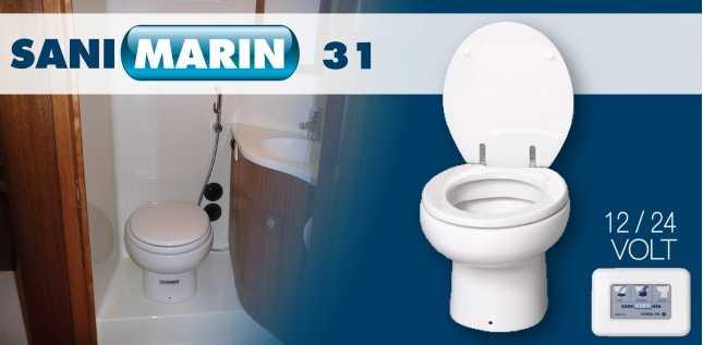 SANIMARIN 31 COMFORT 12V