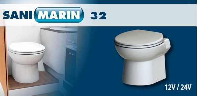 SANIMARIN 32 COMFORT 12V