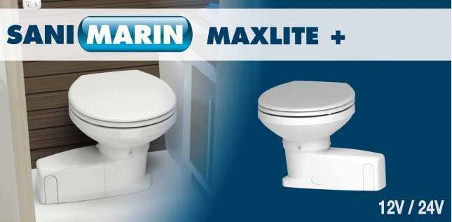 SANIMARIN MAXLITE+ 12V