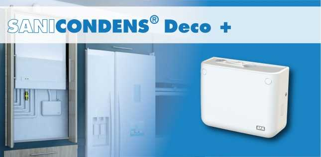 SANICONDENS DECO+