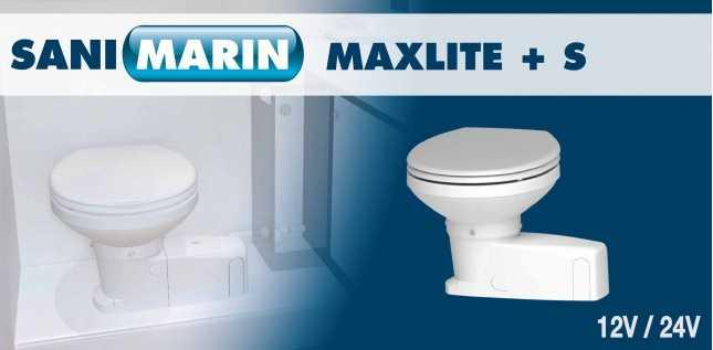 SANIMARIN MAXLITE+ S 12V