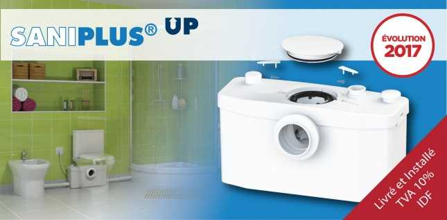 SANIPLUS UP SILENCE TVA 10 %