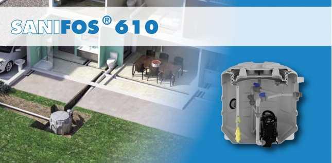 SANIFOS 610 1 VX SP S