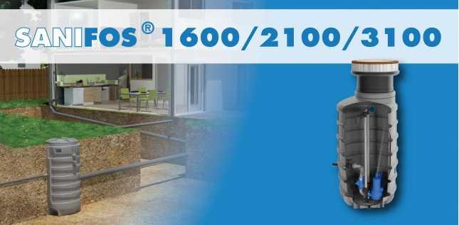 SANIFOS 1600-1