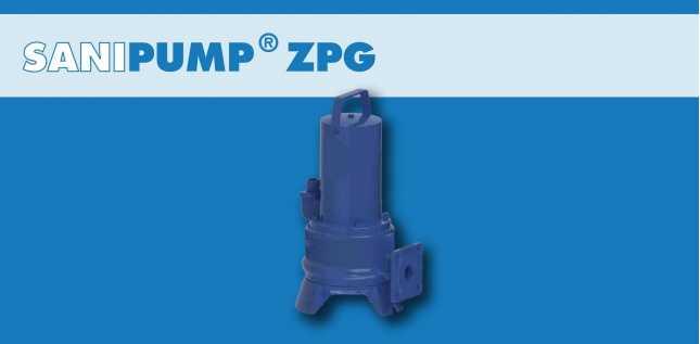 SANIPUMP ZPG 71.1 S