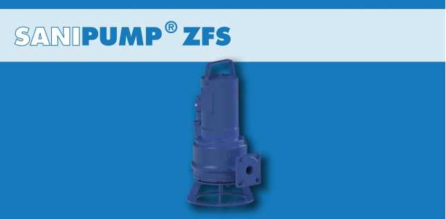SANIPUMP ZFS 71.1 S
