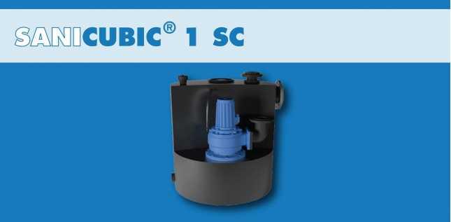 SANICUBIC 1 SC3.0 T