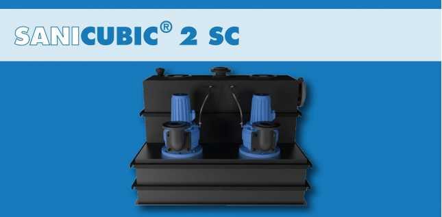 SANICUBIC 2 SC3.0 T