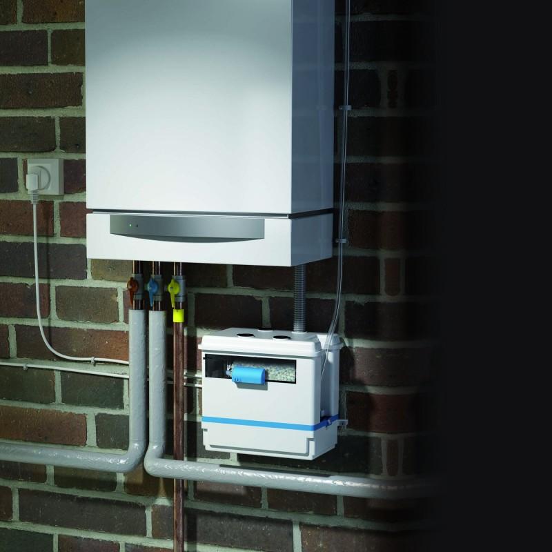 Sanicondens Best pompe de relevage chaudière neutraliseur de condensats
