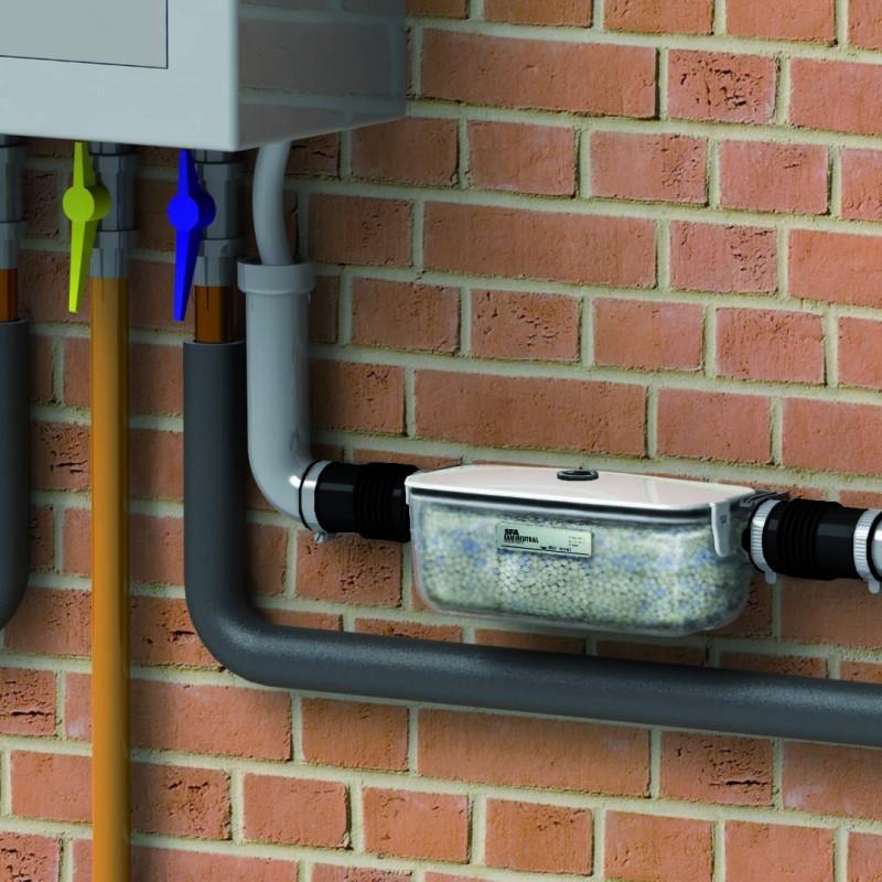 Sanineutral neutraliseur à condensats chaudière